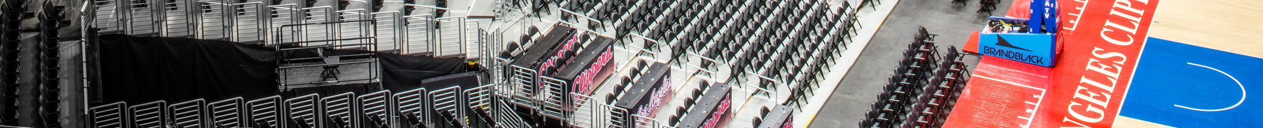 Seating Risers, Event Staging, and Other Custom Solutions For Your Arena or Stadium