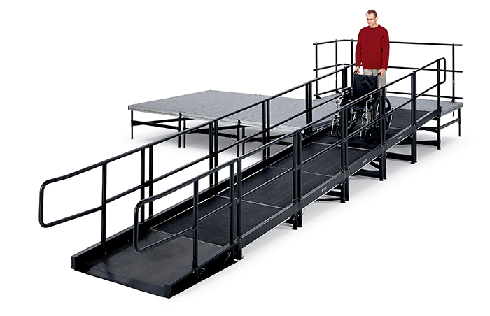 Portable Access Ramp