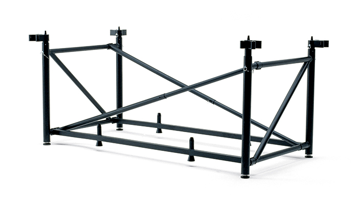 ME-500 Portable Stage Supports