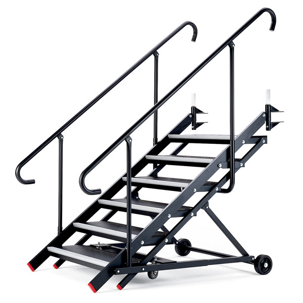 EZ-Lift Adjustable Stairs