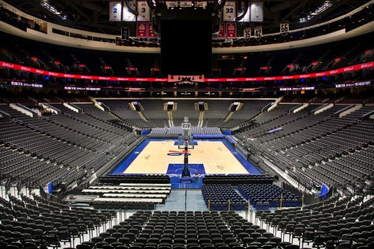 How Stageright Helped The Wells Fargo Center Upgrade Their Seating